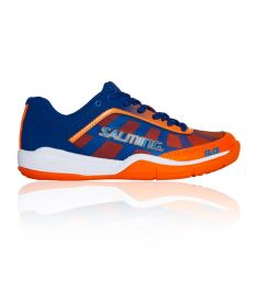 SALMING Falco Kid Limoges Blue/Orange Flame