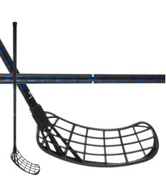 ZONE STICK MAKER AIR SL 27 black/blue 104cm L - florbalová hůl