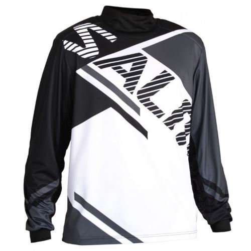 SALMING Atilla Goalie Jersey SR Grey/Black XXLarge