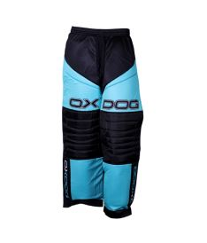 OXDOG VAPOR GOALIE PANTS tiff blue/black