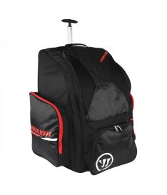 WARRIOR ROLLER BACKPACK black/red