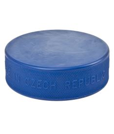 PUCK ICE HOCKEY blue