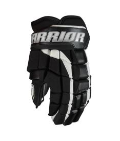 Hokejové rukavice WARRIOR LUXE black/white senior  - 13""