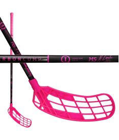 SALMING Q1 CC 32 MS Edt JR Black/Pink 92 (103 cm)