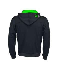 FREEZ VICTORY ZIP HOOD black/green senior