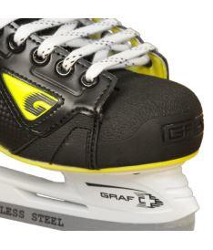 GRAF SKATES SUPRA 3035 SEVEN97 - D 10 1/2 - Brusle - komplety