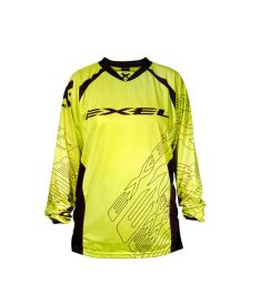 EXEL G1 GOALIE JERSEY #1 yellow/black