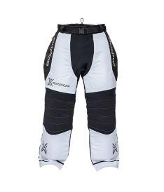 OXDOG TOUR+ GOALIE PANTS white/black