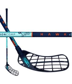 SALMING Hawk CC 32 RN Edt JR Navy Blue 87 (98 cm)