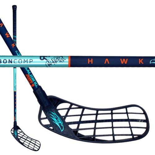SALMING Hawk CC 32 RN Edt JR Navy Blue 92 (103 cm)