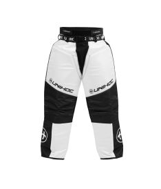 UNIHOC GOALIE PANTS KEEPER black/white