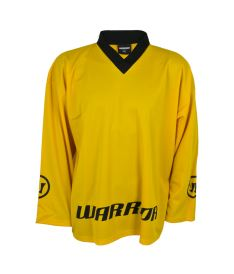 Hokejový dres WARRIOR LOGO yellow