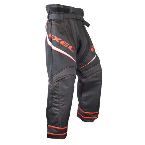 EXEL S100 GOALIE PANT black/orange