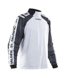 SALMING Attila Jersey SR White/Black