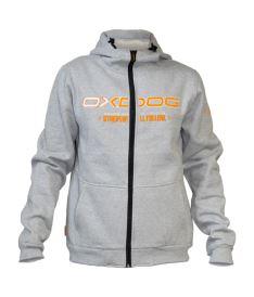 Sportovní mikina OXDOG VERTIGO HOOD grey 140*