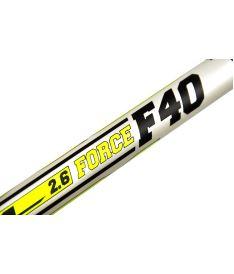 EXEL F40 WHITE 2.6 101 ROUND SB