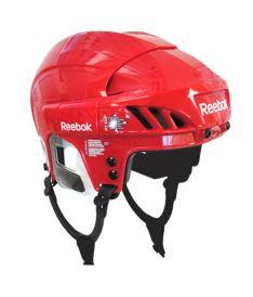 Hokejová helma REEBOK 3K SR red