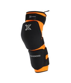 OXDOG XGUARD KNEEGUARD LONG Orange/blk