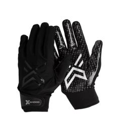 OXDOG XGUARD GOALIE GLOVE SILICON Black