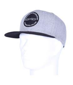 OXDOG PATCH FLAT CAP grey