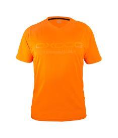 OXDOG ATLANTA TRAINING SHIRT orange  S - Trička