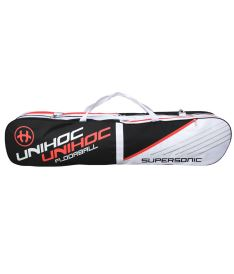 UNIHOC TOOLBAG SUPERSONIC 4-case black/white/red