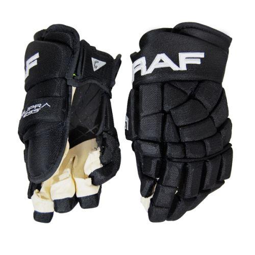 Hokejové rukavice GRAF G55 black senior