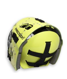 PRECISION GOALIE HELMET junior yellow/black*