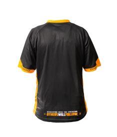 OXDOG RACE SHIRT black/orange 140 - Trička