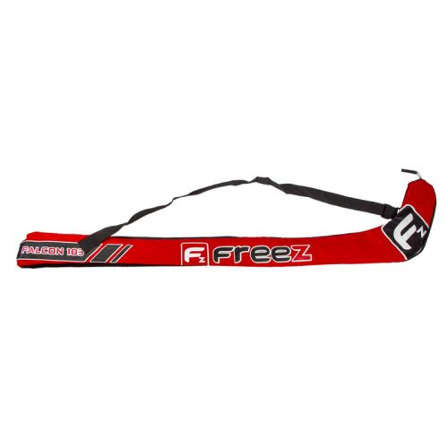 Florbalová taška FREEZ STICKBAG FALCON 103 black/red