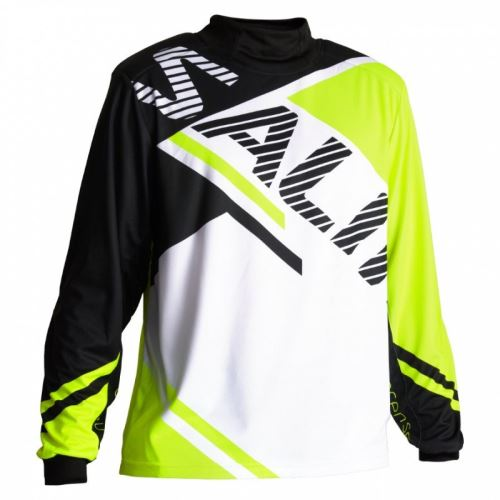 SALMING Atilla Goalie Jersey SR Yellow/Black