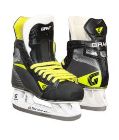 GRAF SKATES ULTRA 7035 black edge - D