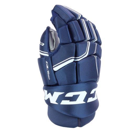 fe3f4a4ec Hokejové rukavice CCM QUICKLITE 250 navy/white junior