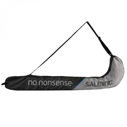 SALMING Pro Tour Stickbag JR Black/GreyMelange