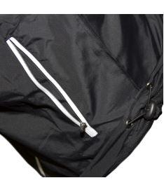 OXDOG ACE WINDBREAKER JACKET black XL - Bundy