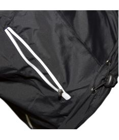 OXDOG ACE WINDBREAKER JACKET black L - Bundy