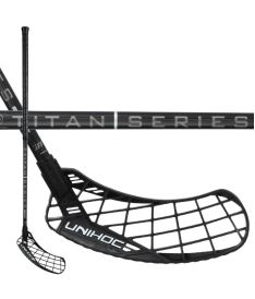 UNIHOC STICK EPIC TITAN SUPERSKIN REG 26 black