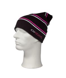 Čepice OXDOG JOY WINTER HAT black/pink/white - L/XL