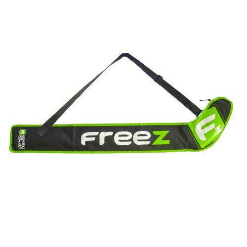 FREEZ Z-80 STICKBAG BLACK/GREEN  87cm  - florbalový stickbag