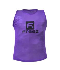 Rozlišovací dres FREEZ STAR TRAINING VEST purple junior