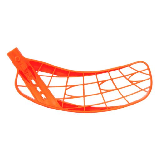 Florbalová čepel OXDOG BLOCK NB neon orange