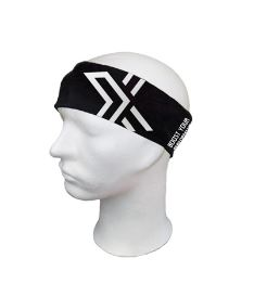 OXDOG BRIGHT HEADBAND Black/Silver