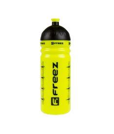 Sportovní lahev FREEZ BOTTLE 0,7 L neon yellow