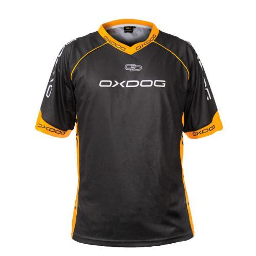Dres OXDOG RACE SHIRT senior black/orange