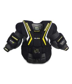 BRANKÁŘSKÁ VESTA VAUGHN VENTUS SLR2 black/yellow/white junior - L