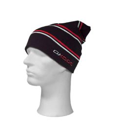Čepice OXDOG JOY WINTER HAT black/red/white
