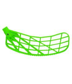 EXEL BLADE VISION MB neon green - florbalová čepel