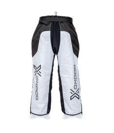 OXDOG TOUR+ GOALIE PANTS white/black  XL - Brankářské kalhoty