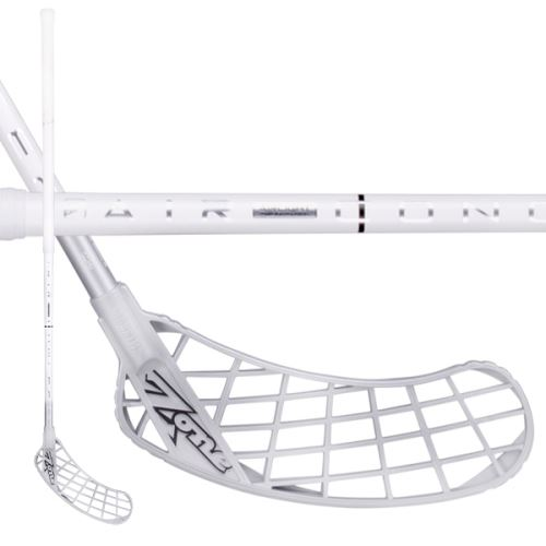 ZONE STICK MONSTR AIRLIGHT 27 white/silver 100cm