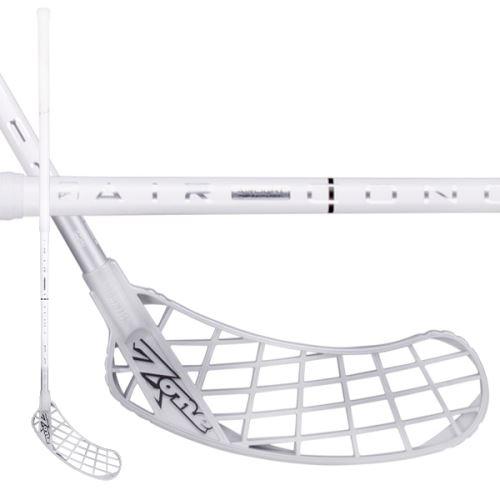 ZONE STICK MONSTR AIRLIGHT 27 white/silver 104cm